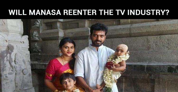 Will Manasa Vikranth Reenter The TV Industry?