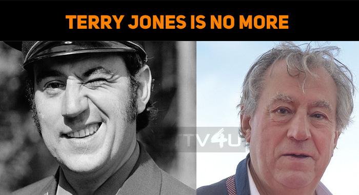 Popular Comedian Terry Jones Passed Away!