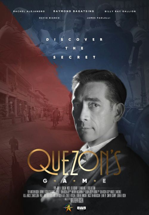 Quezon's Game Movies Review