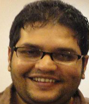 Editor Santosh Singh