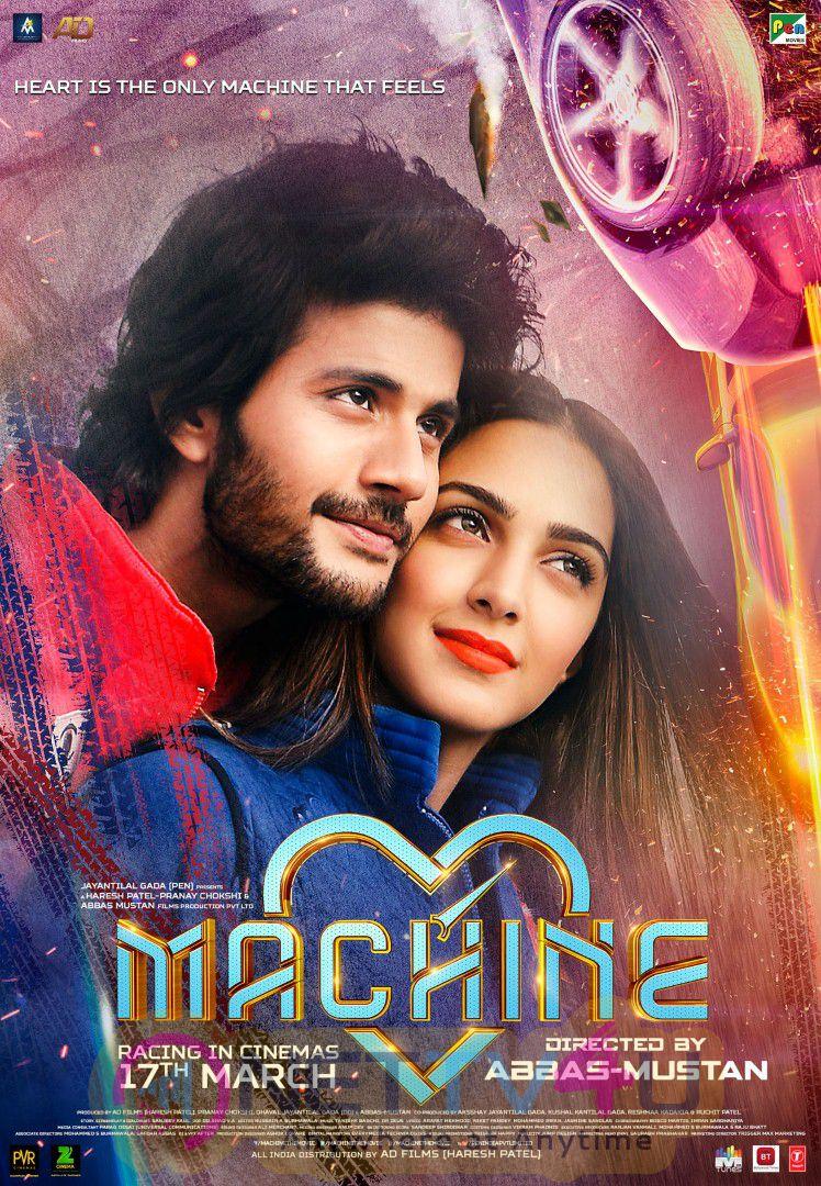Machine Bollywood Movie Appealing Trailer & Stills