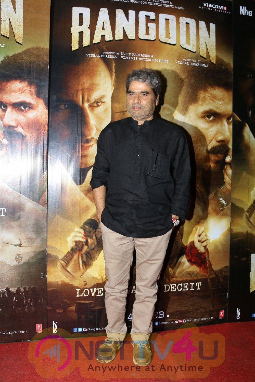Photo Of Special Screening Of Film Rangoon