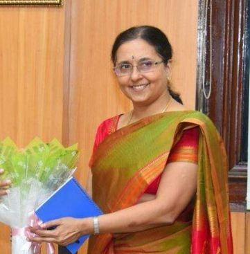 Secretaries Meeting At The Secretariat! Girija Vaidhyanathan Leads!