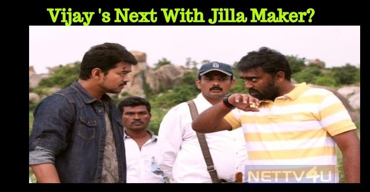 Vijay Joins Jilla Director?
