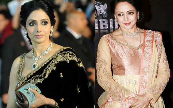 Bollywood Dreams May Not Favor All! Sridevi And Hemamalini Are Exceptions!