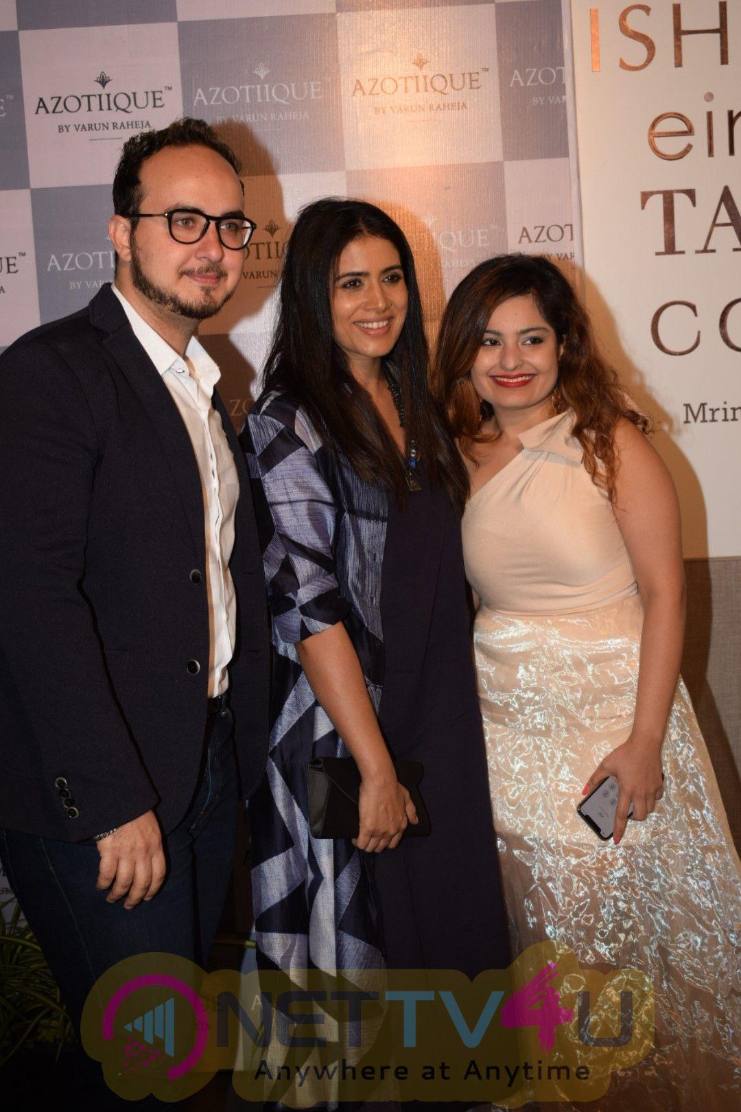 Launch Of New Luxury Jewellery Store Azotiique By Varun Raheja