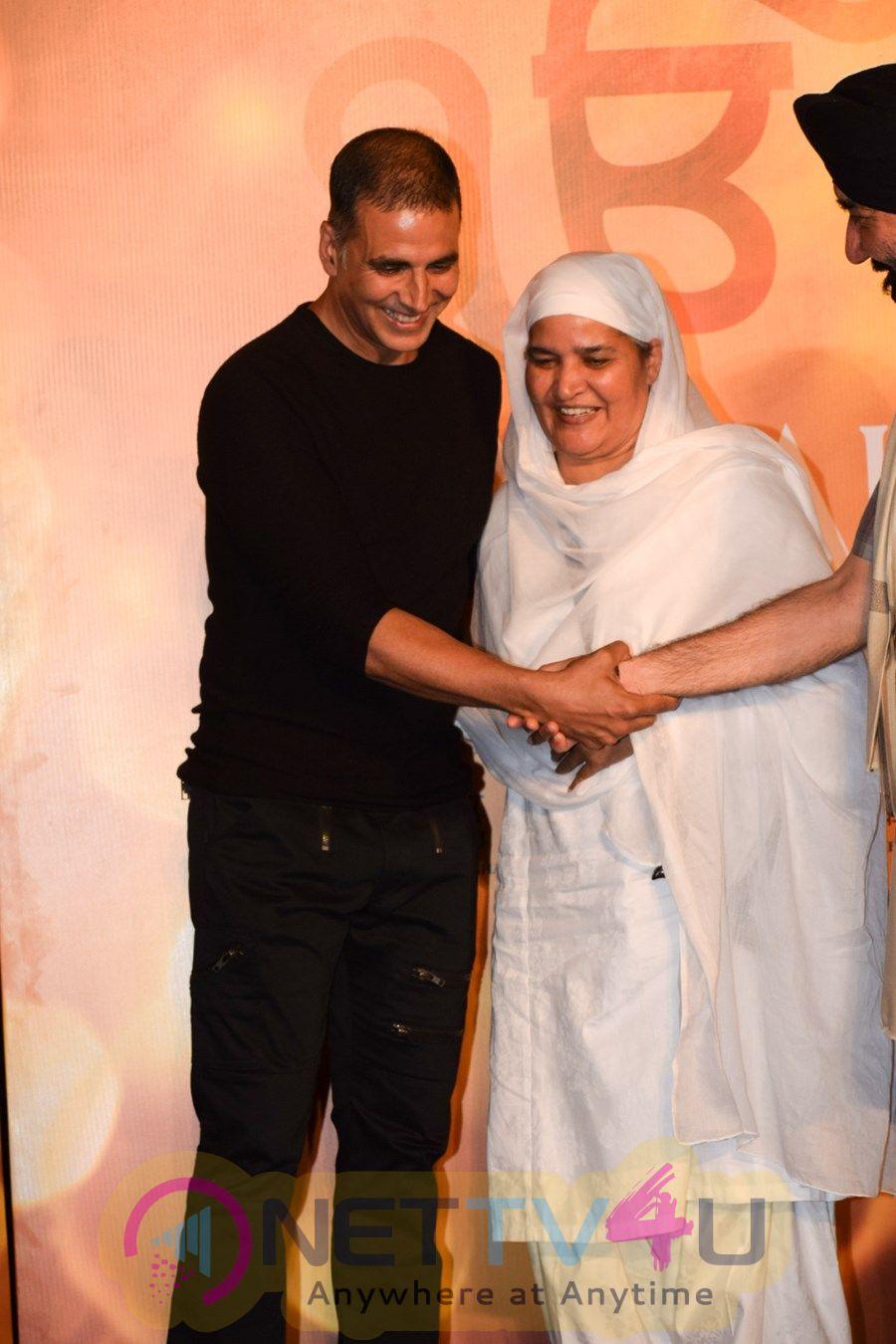 Trailer Launch Of Ofilm Nanak Shah Fakir By Akshay Kumar
