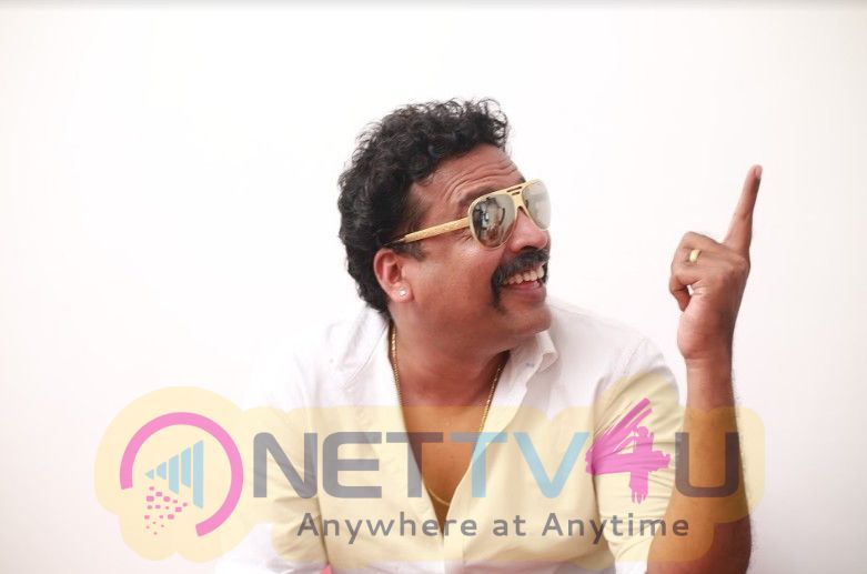 Actor John Vijay Exclusive Interview Stills  Tamil Gallery