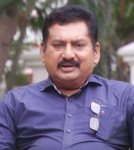 L. Raja Tamil Actor
