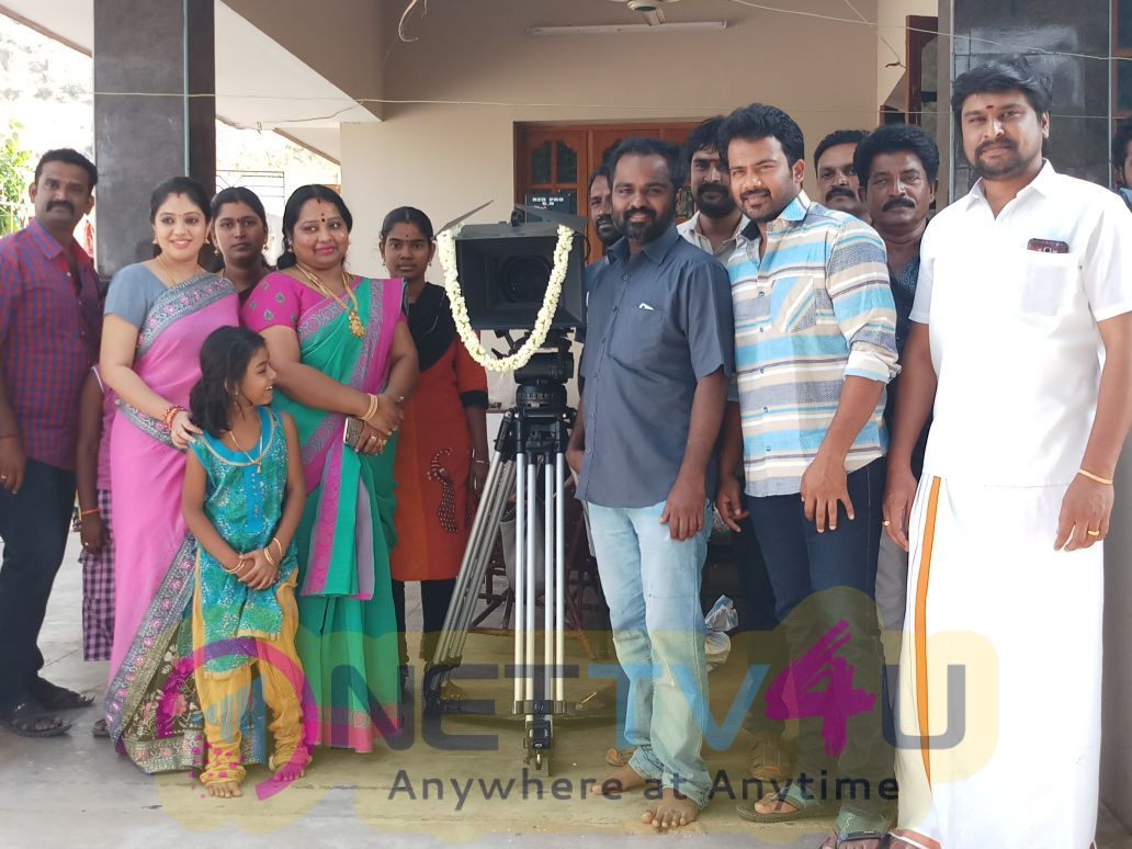 Thodra Movie Shooting Wrap Up Photos