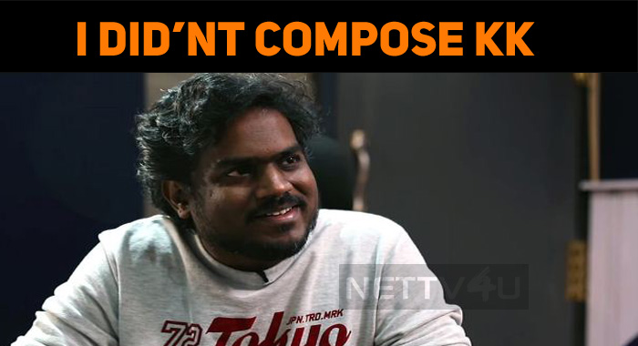 Kolayuthir Kaalam Music Is Not By Me – Yuvan