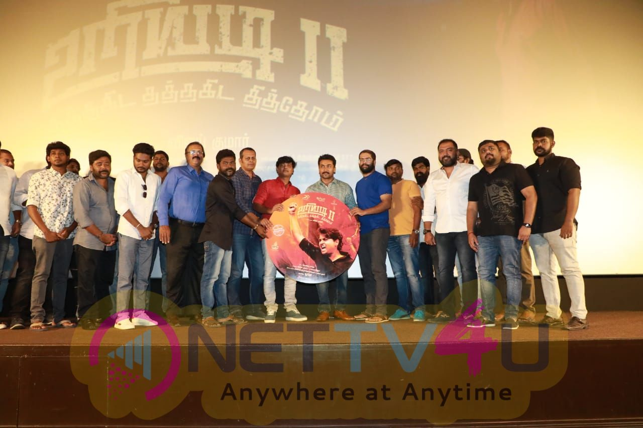 Uriyadi 2 Movie Audio & Teaser Launch Pics Tamil Gallery