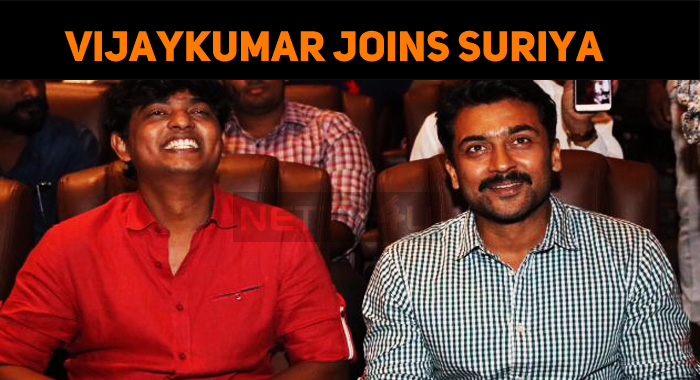 Uriyadi Director Joins Suriya's Next!