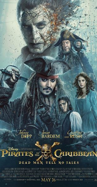 Pirates Of The Caribbean Dead Men Tell No Tales Movie Review English Movie Review