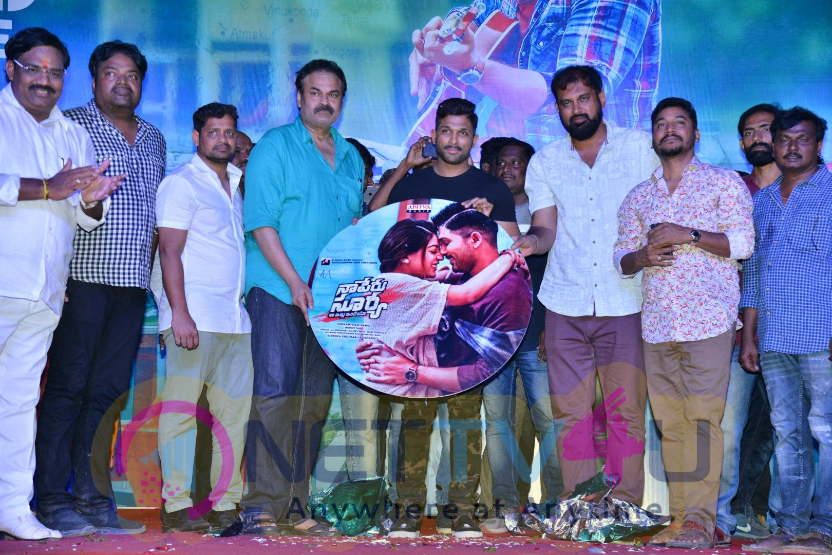 Naa Peru Surya, Naa Illu India Movie Audio Launch Photos