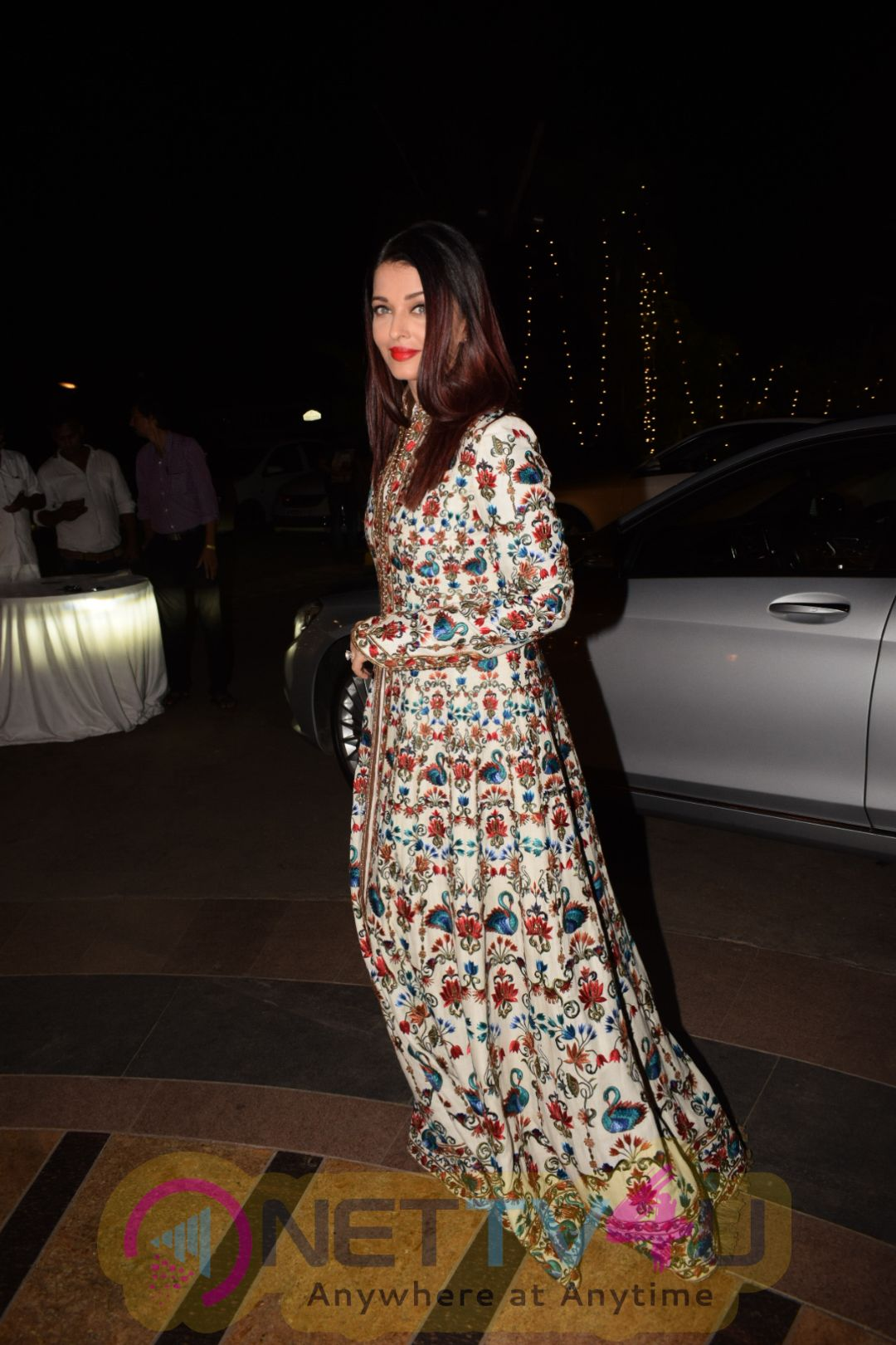 Celebrities Attended A Wedding Reception In Andheri