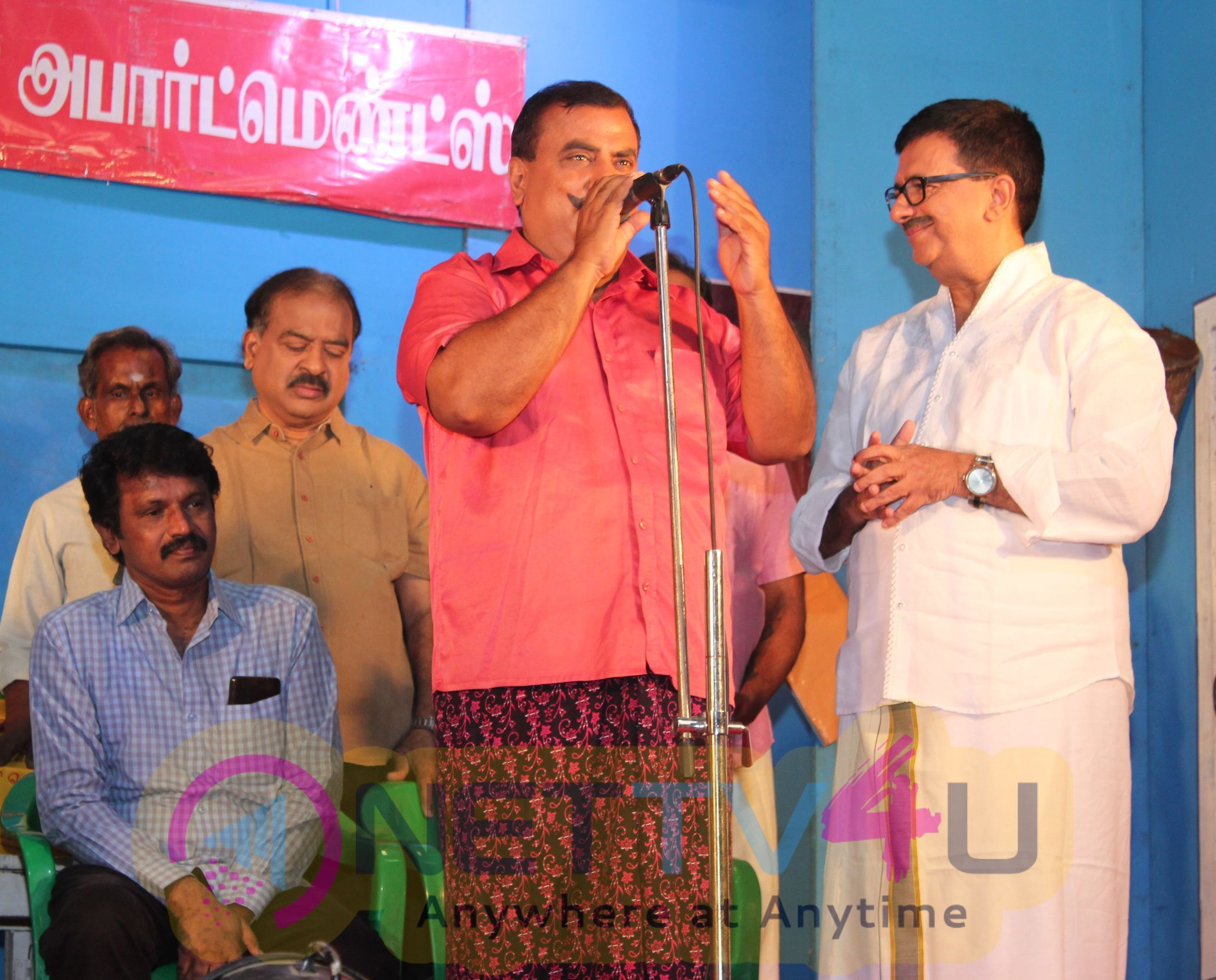 1st Stage Show Of Y.Gee.Mahendra '3 Ji' Event Photos Tamil Gallery