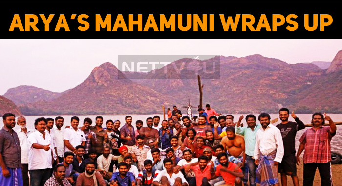 Arya Wraps Up Mahamuni!