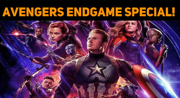 Avengers Endgame Special! Download Stickers Her..