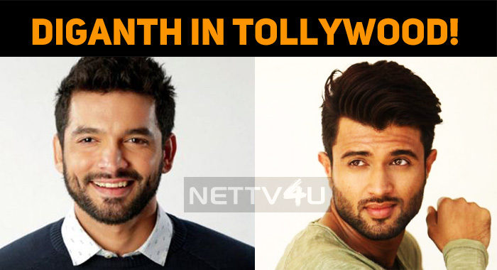 Diganth Makes His Re-entry In Tollywood!