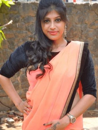 Parvathy Suresh Tamil Actress