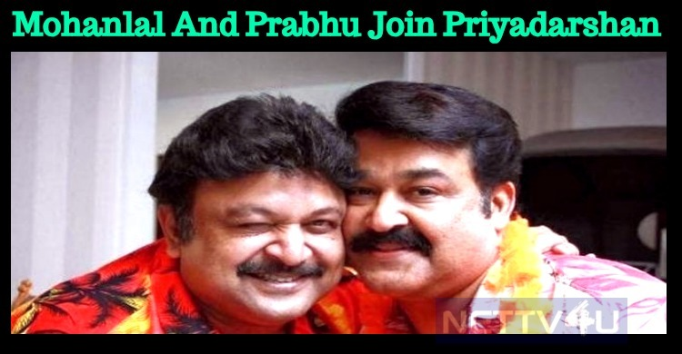 Mohanlal And Prabhu Join Priyadarshan After Two Decades!