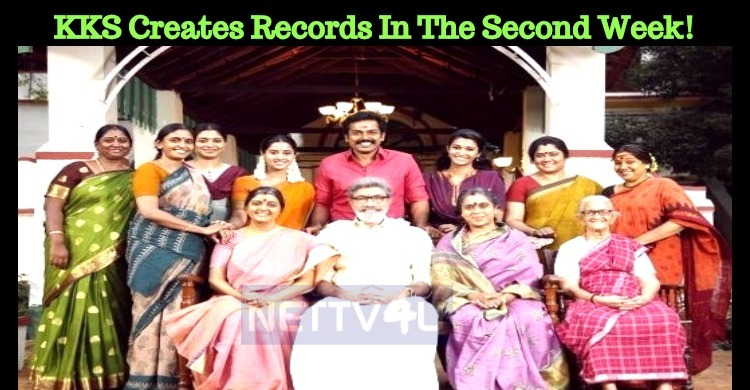Kadaikutty Singam Creates Records In The Second Week!
