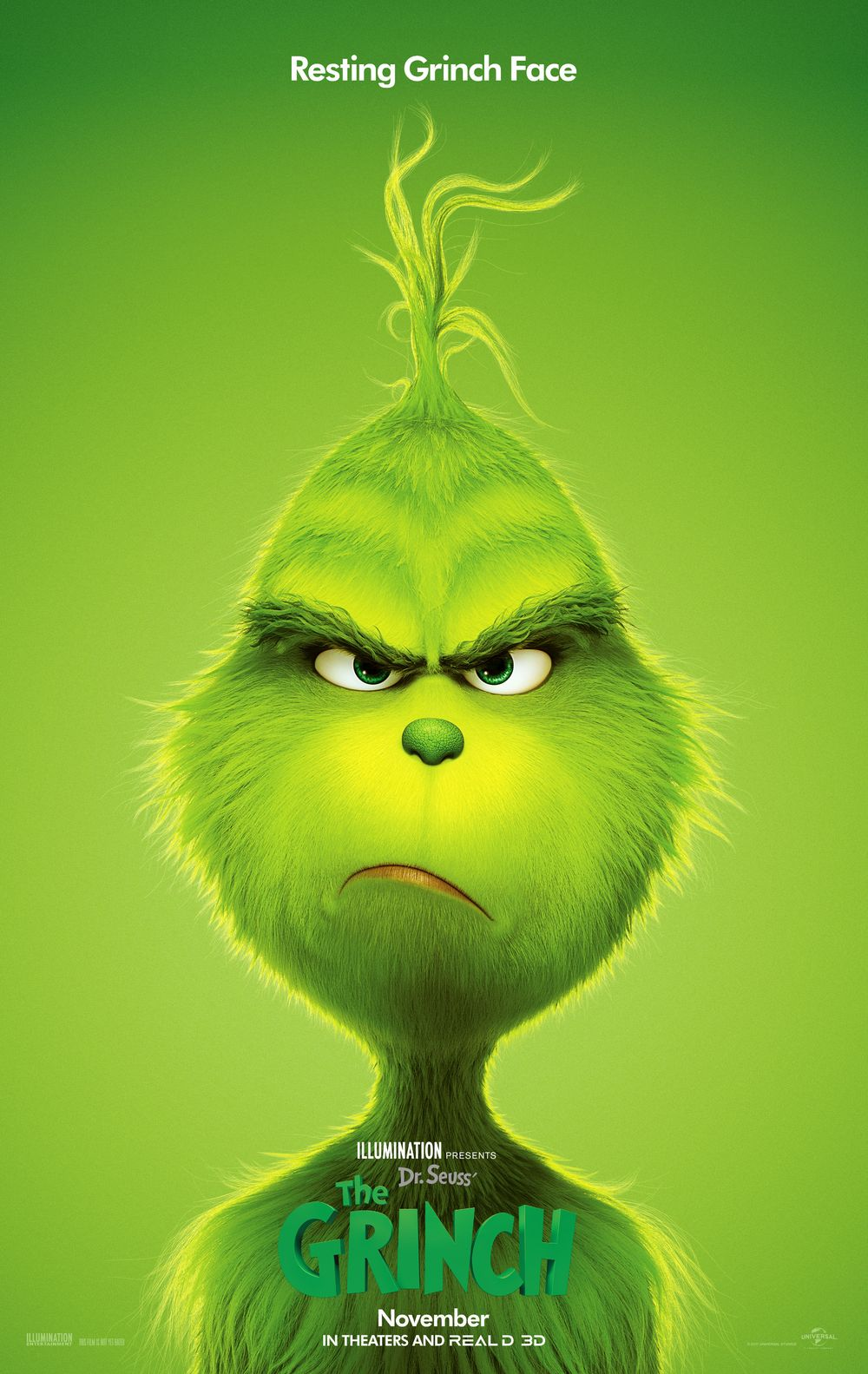 The Grinch Movie Review English Movie Review