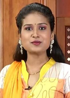Anchor Abhirami Tamil Actress