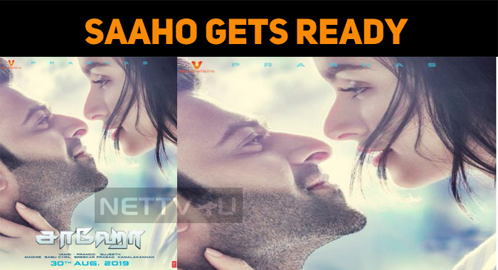 Saaho Gets Ready!