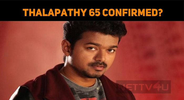 Thalapathy 65 To Be Announced Soon!