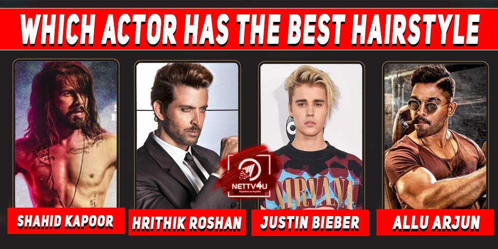 Which Actor Has The Best Hairstyle ?