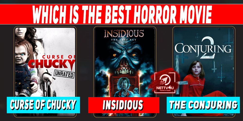 Which Is The Best Horror Movie ?