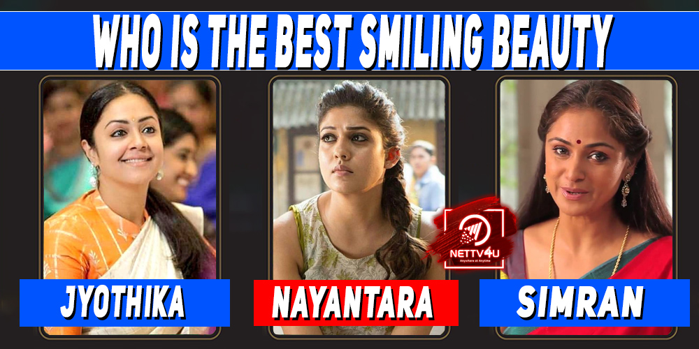 Who Is The Best Smiling Beauty ?