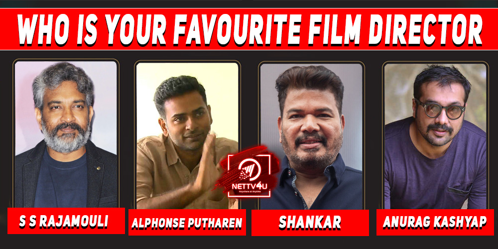 Who Is Your Favourite Film Director Among These Directors