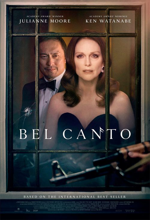 Bel Canto Movie Reivew English Movie Review