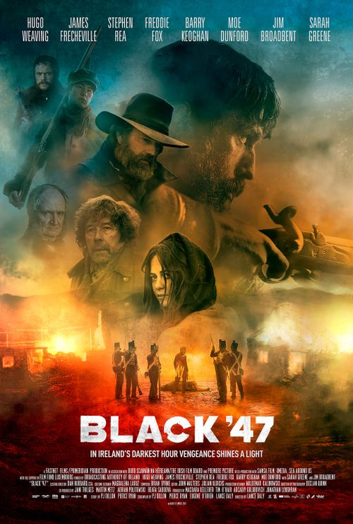 Black 47 Movie Review English Movie Review