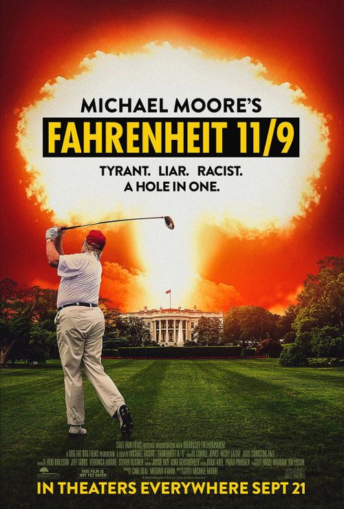 Fahrenheit 11/9 Movie Review English Movie Review