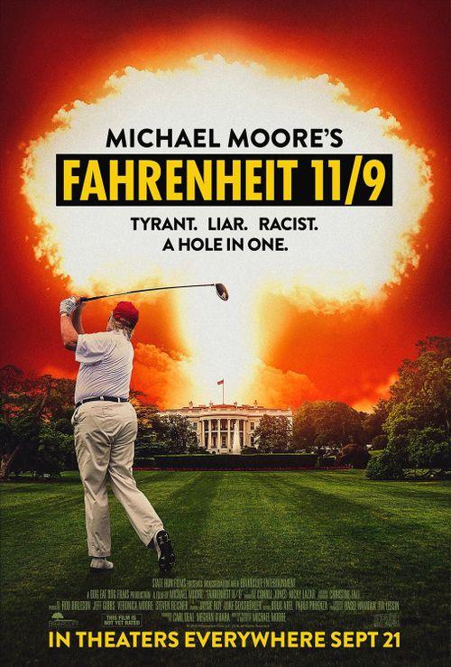 Fahrenheit 11/9 Movie Review English Movie Review