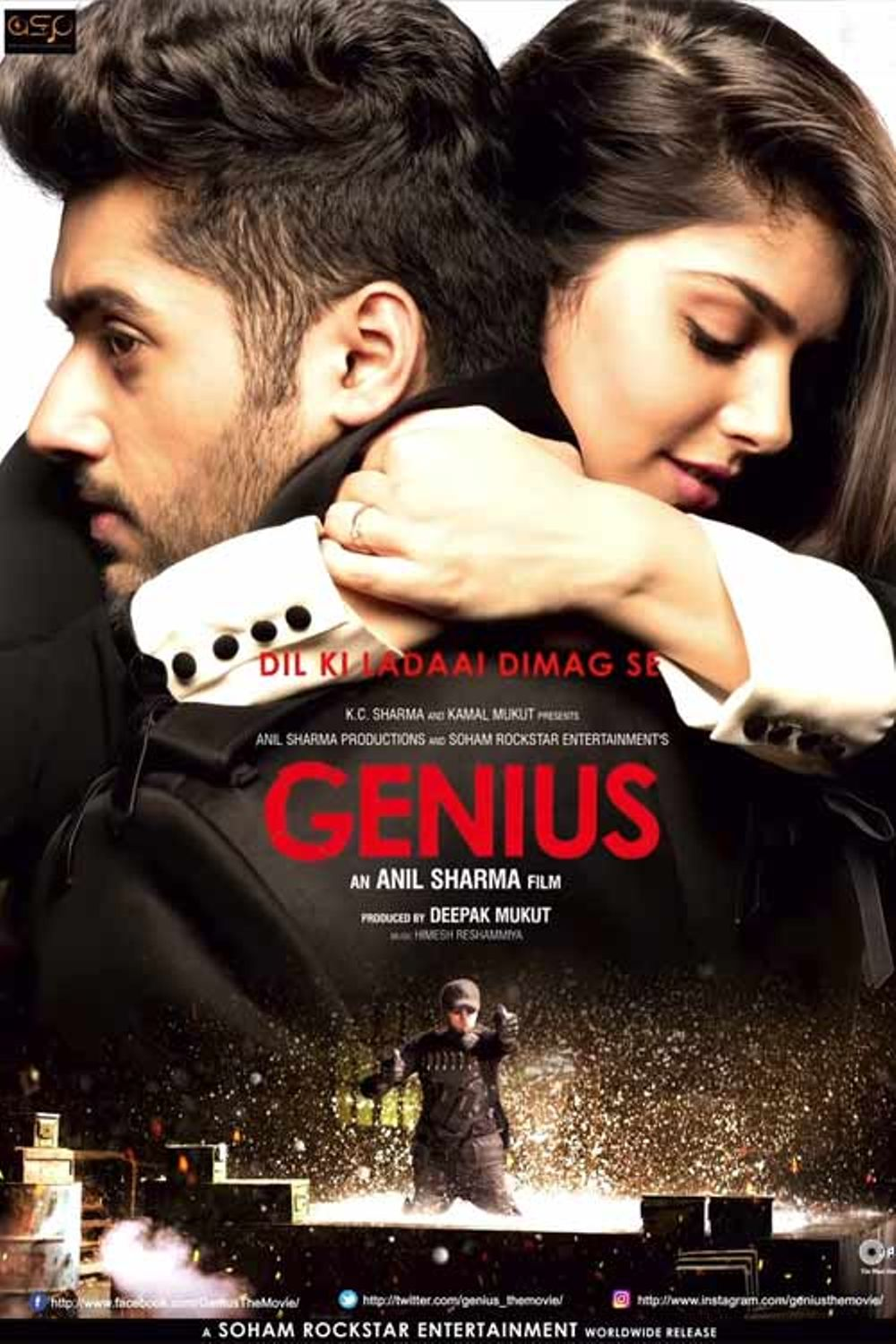 Genius Movie Review Hindi Movie Review