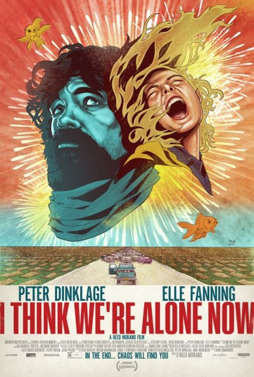 I Think We're Alone Now Movie Review
