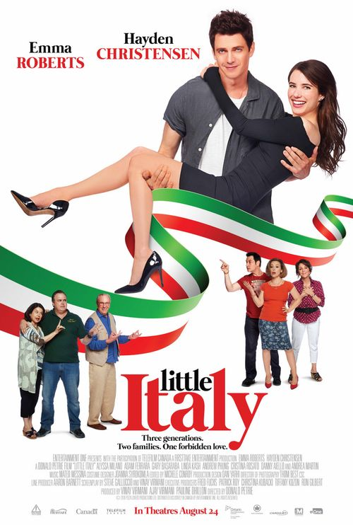 Little Italy Movie Review English Movie Review