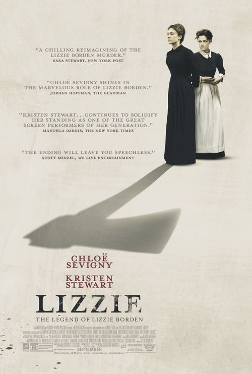 Lizzie Movie Review English Movie Review