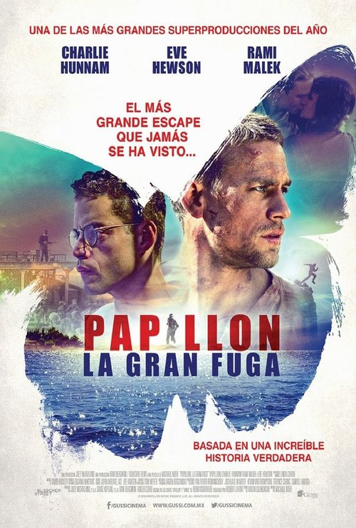 Papillon Movie Review English Movie Review