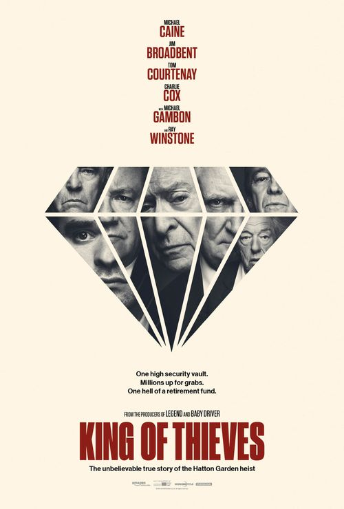 The King Of Thieves Movie Review