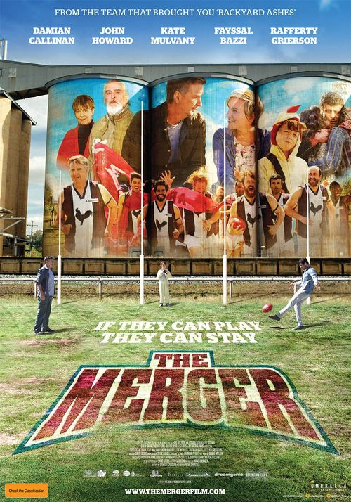 The Merger Movie Review English Movie Review