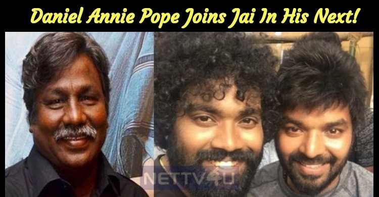 Daniel Annie Pope Joins Jai In His Next!
