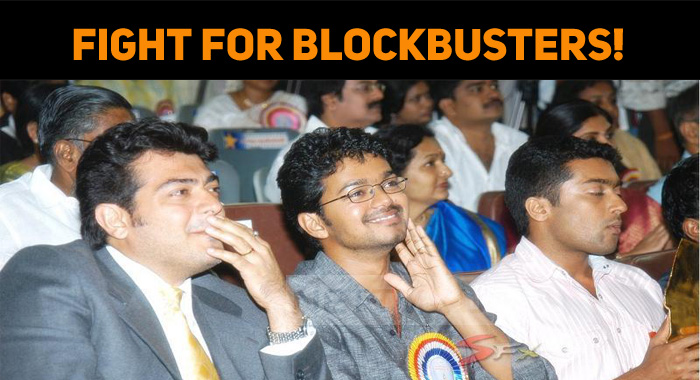 A Big Fight On Twitter For Blockbusters!