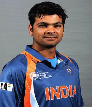 Cricketer RP Singh