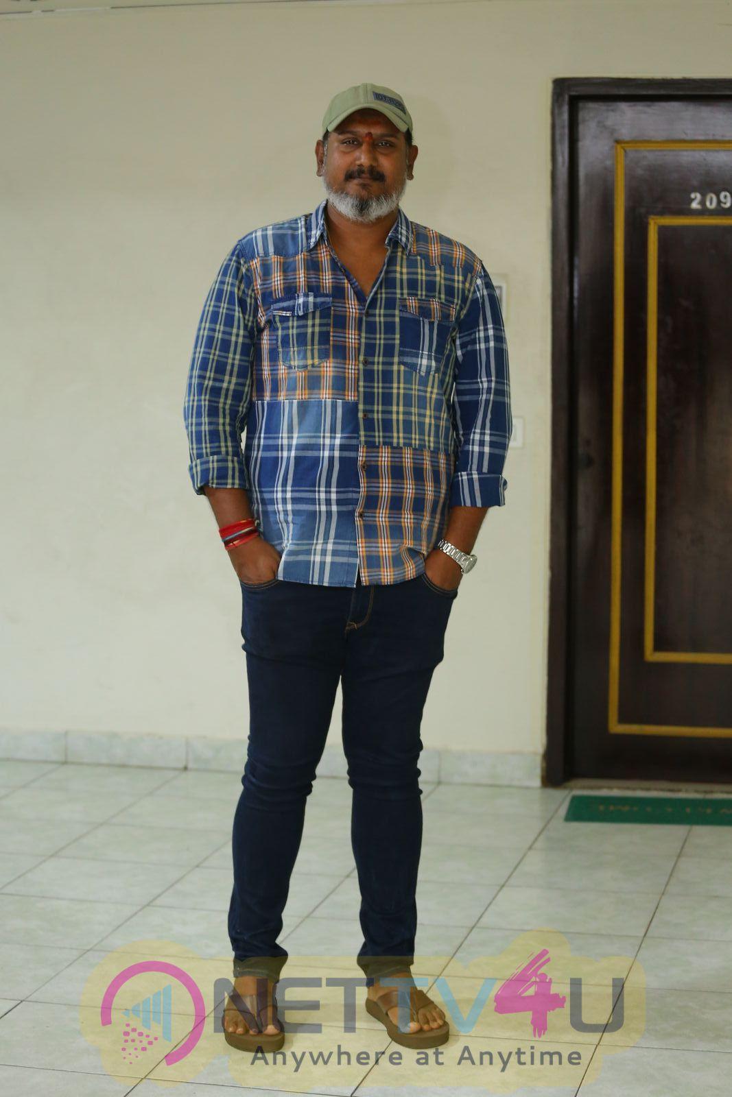 Director Pavan Mallela Interview Images Telugu Gallery